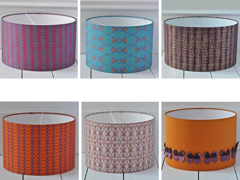Clementine & Bloom Lamp Shades