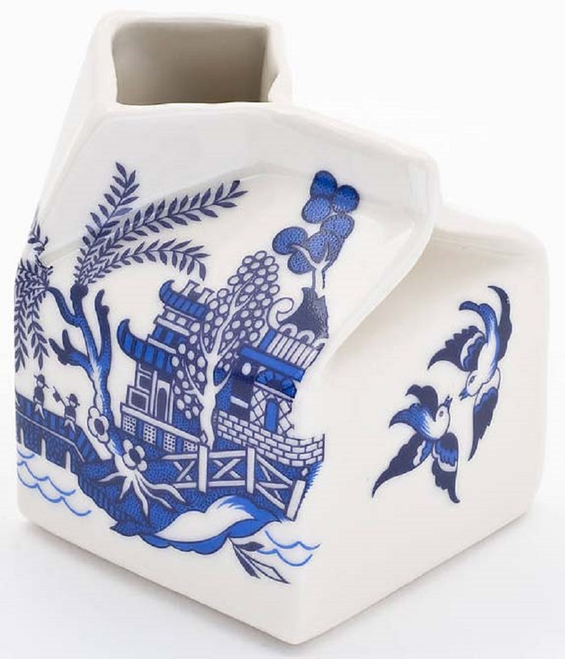 Willow Porcelain Milk Jug