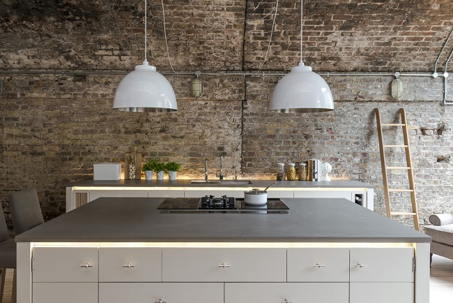 modern kitchen limehouse from neptune