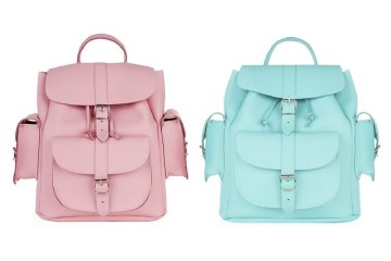 backpacks shine bright this season with summer colour splash