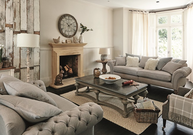 Perfect Living Room Style Ideas, Modern Country Sitting Room Part 20