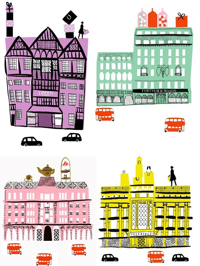 lucie sheridan shopping screen prints