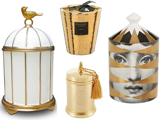 christmas gift ideas for her, amara luxury scented candles