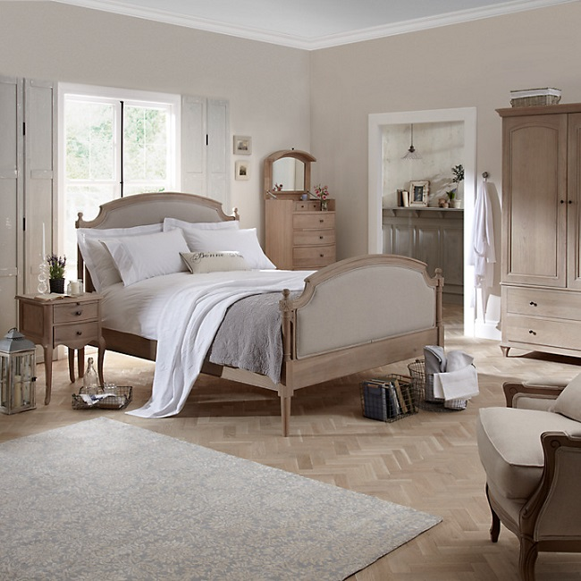 french style bedroom, etienne, john lewis