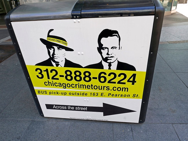 chicago city guide, crime tours