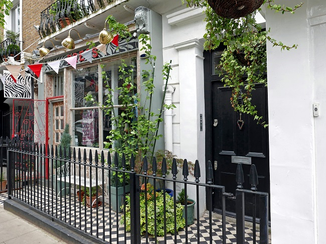 primrose hill london guide, press boutique