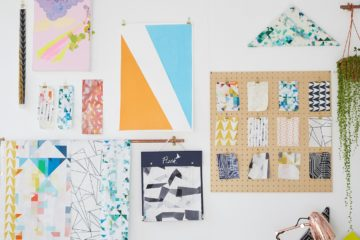 flock supports graduate surface designers,