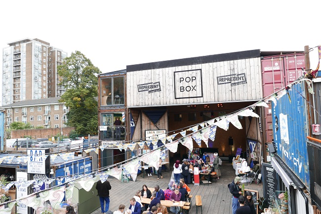 pop brixton, pop fields
