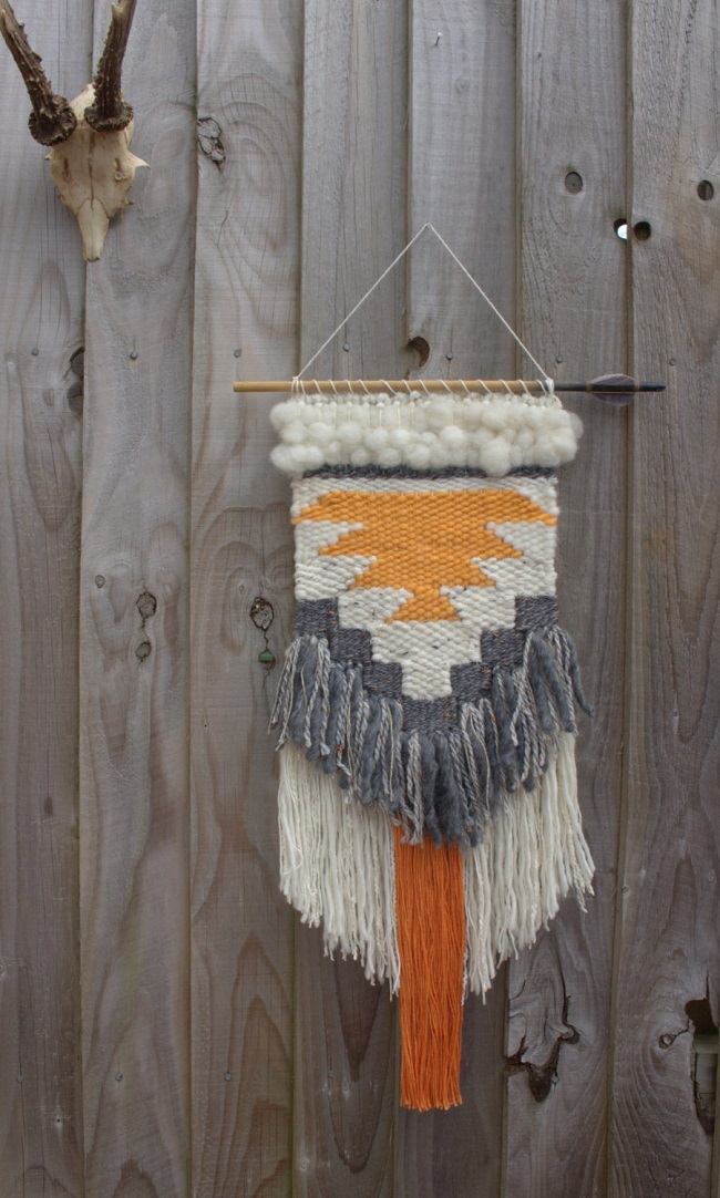 boho bentley at etsy bohemian woven wall hangings
