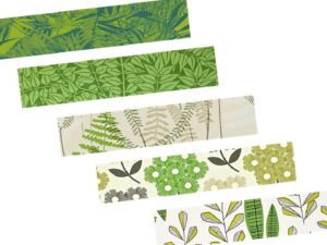 green nature pattern wallpapers featured image