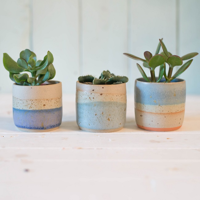 libby ballard indoor plant holders