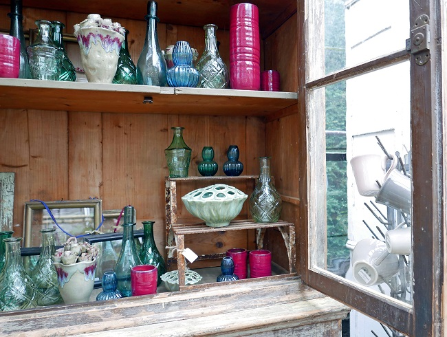 petersham nurseries shop, decorative objects