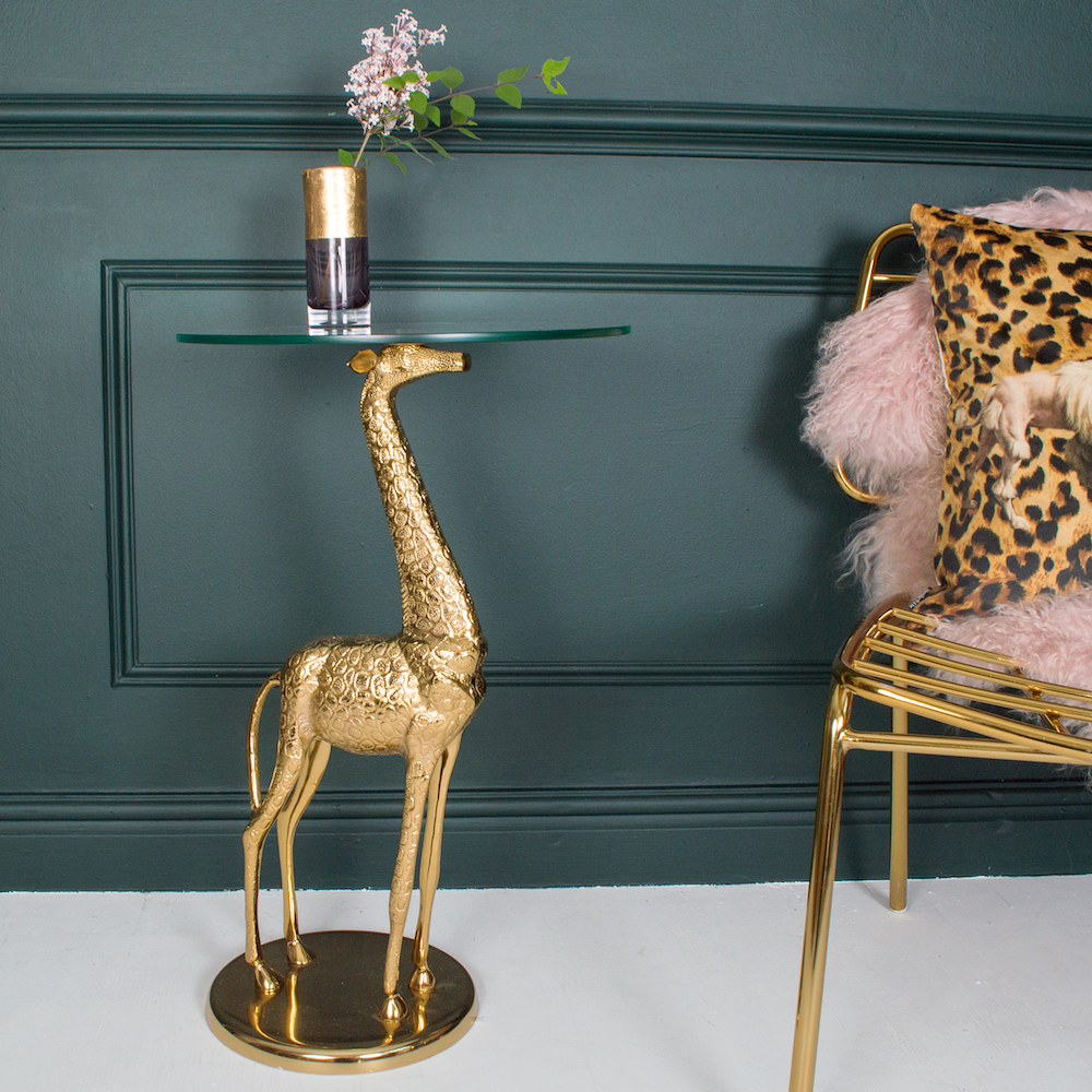 Roaring Colourful Safari Home Interiors Trend