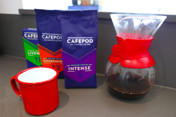 fuel your day with cafepod strong coffee feature image