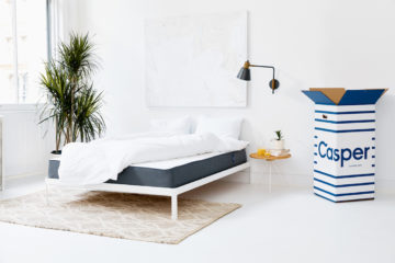 loving the casper comfortable mattress featured image