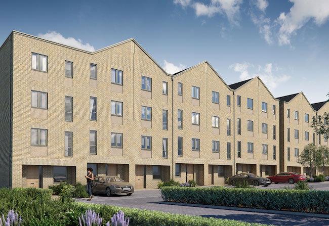 east london first time buyer event parklands barking townhouses