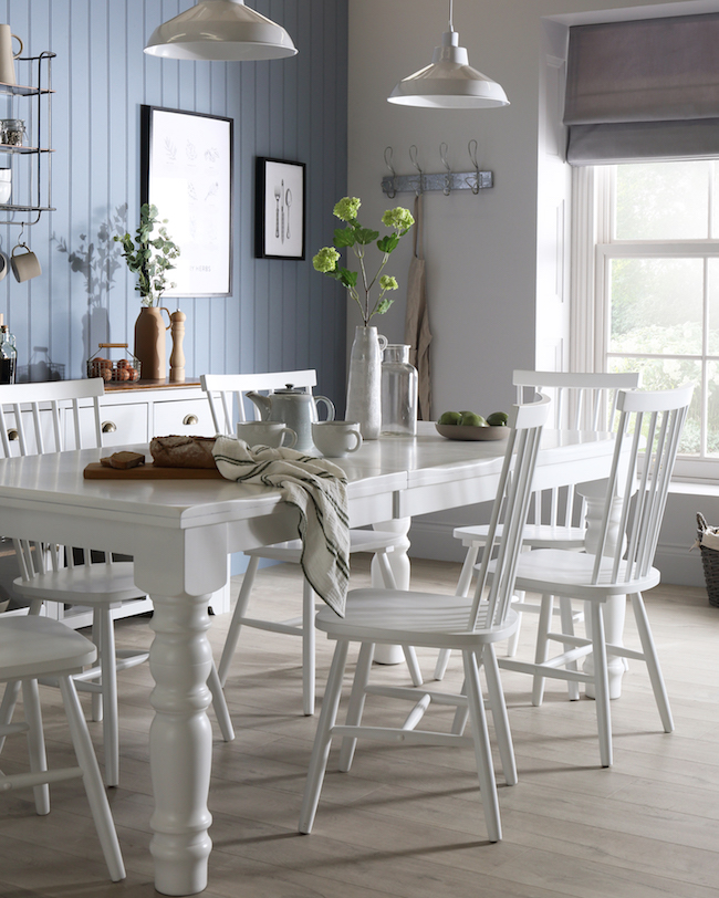 15 Small Dining Room Table Ideas Tips: Open Plan Kitchen Diner Extension Styling Tips