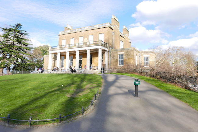 ten things to do in stoke newington london clissold house cafe in park