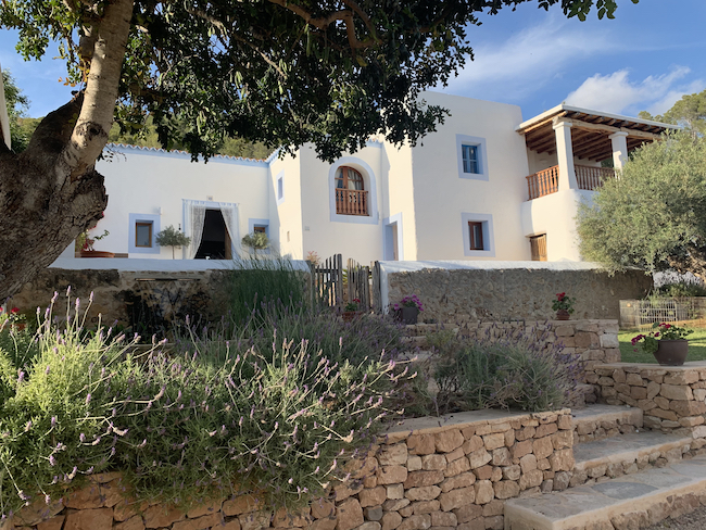 ibiza styling ideas can frare luxury villa exterior
