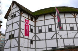 shakespeares globe guided tour london featured image