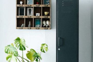 industrial style single door metal lockers featured image