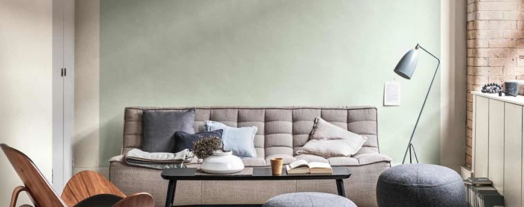 green paint colour trend 2020 featured image