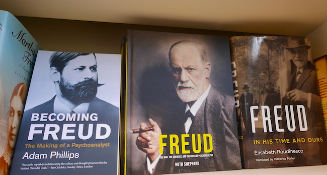 freud museum london hampstead nw3 books