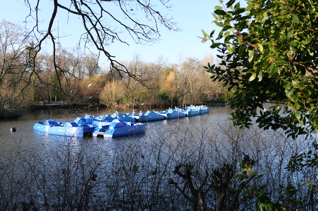 amazing crystal palace park attractions boats