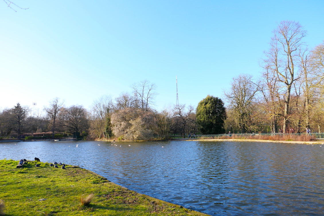 Amazing Crystal Palace Park Attractions