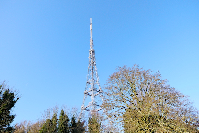 amazing crystal palace park attractions the transmitter