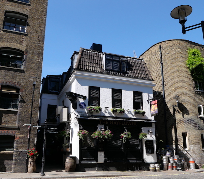 ten things to see in rotherhithe village mayflower pub