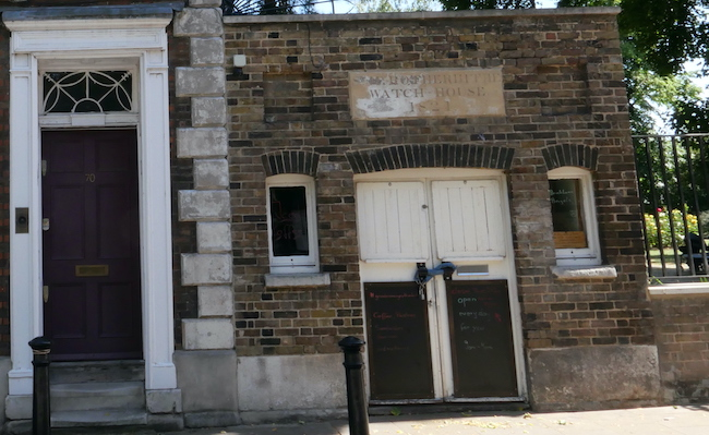 ten things to see in rotherhithe village watch house
