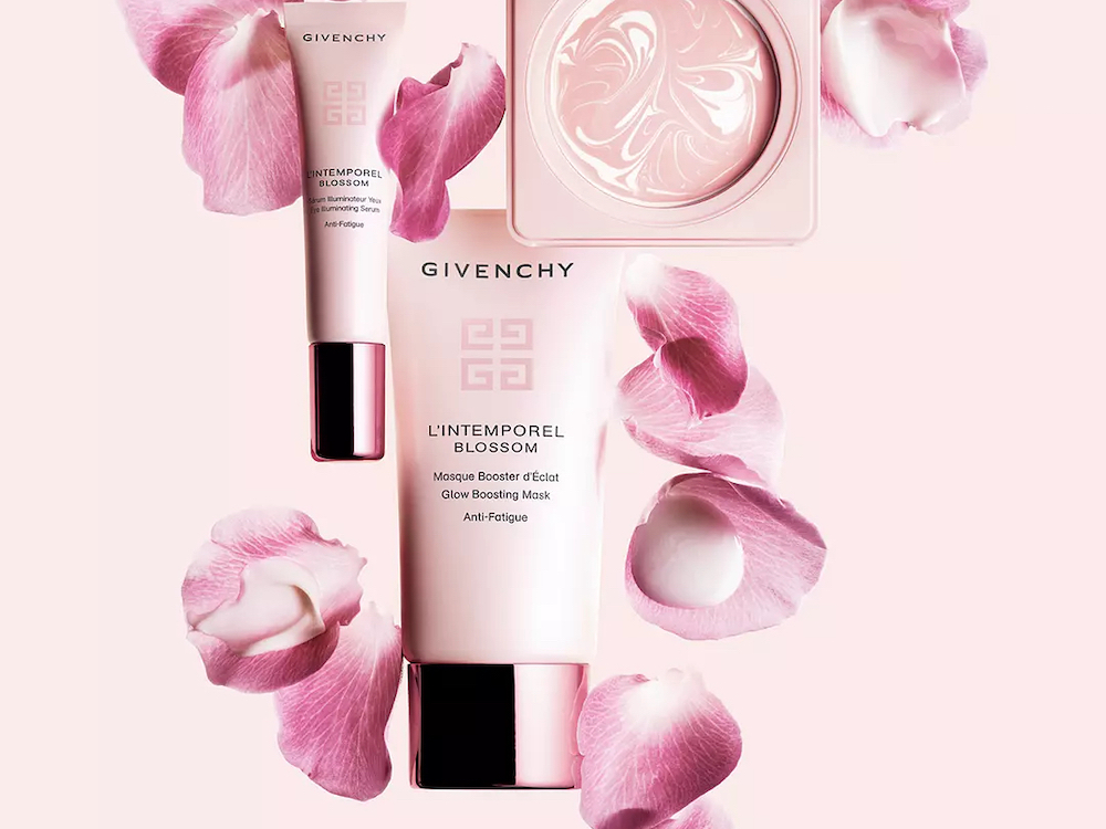 blooming lovely blossom beauty products featured image