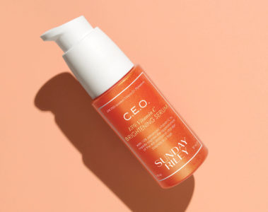 vitamin c beauty products for healthier looking skin feature image