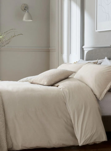 keep your cool with linen bedding this summer feature image